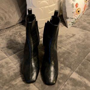 H&M croc botties